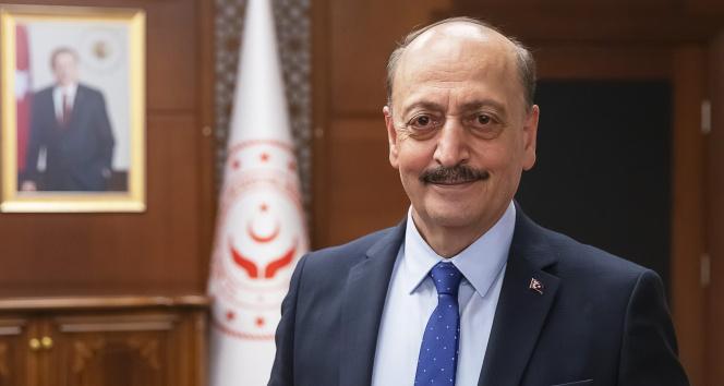 Çalışma ve Sosyal Güvenlik Bakanı Bilgin: 'Mescid-i Aksa'ya yönelik İsrail saldırısını kınıyoruz'