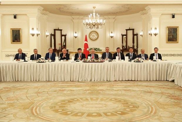 Bakanlar Kurulu Toplantısı Başladı