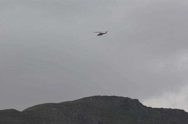 Cudi ve Gabar'da PKK operasyonu