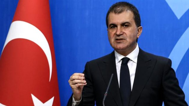 AB Bakanı Ömer Çelik'ten ABD'ye kayyum tepkisi: 'Bu işler ABD Büyükelçisi'nin işi değildir'