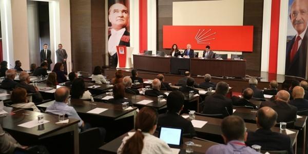 CHP'den Anayasa için 'Direniş' kararı!