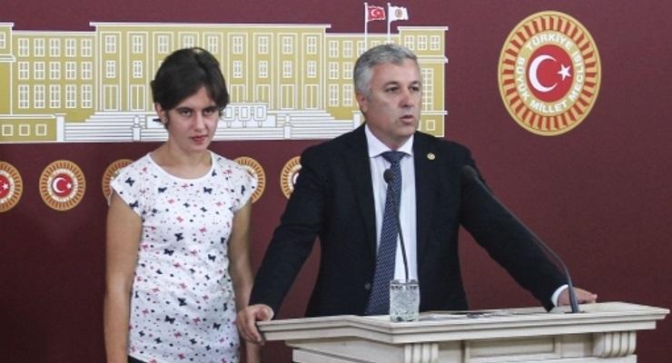 CHP'li Arık otizmli çocukların dertlerini anlattı
