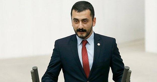Eren Erdem: 'Yüksek yargı üyeleri adaletin terazisini Erdoğan'a teslim etti'