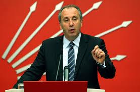 CHP'li Muharrem İnce : 'AKP – FETÖ kavgası hikaye'