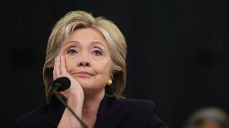 Clinton'ın ifadesi yayınlandı