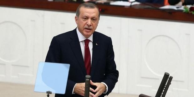 Cumhurbaşkanı Erdoğan, Meclis'in açılışında konuştu