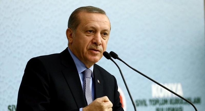 Erdoğan'dan idam sloganlarına cevap: 'Yakın merak etmeyin'