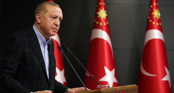 Cumhurbaşkanı Erdoğan'dan anma programında önemli açıklamalar