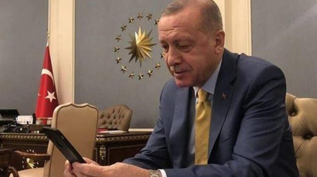 Cumhurbaşkanı Erdoğan, Rusya'yı yenen A Milli Erkek Voleybol Takımımızı tebrik etti