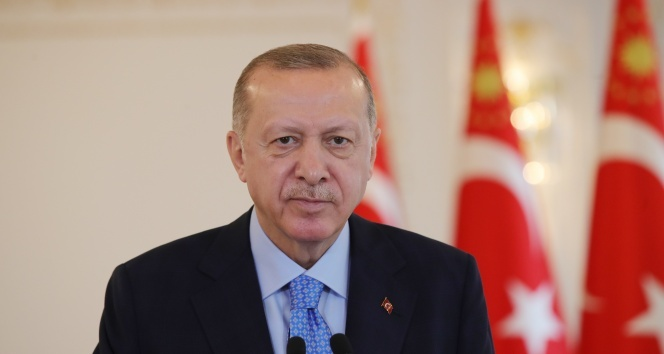 Cumhurbaşkanı Recep Tayyip Erdoğan'dan Süleyman Soylu'ya başsağlığı paylaşımı
