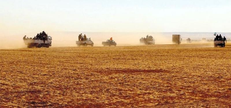 DEAŞ, El Bab'da Türk komando taburunu vurdu!