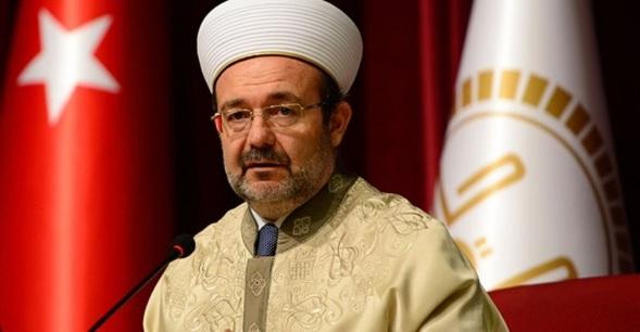 Mehmet Görmez'e '15 Temmuz Diriliş Ödülü'