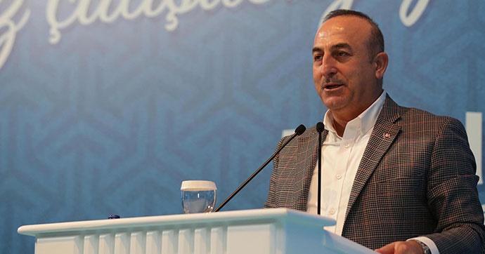 Dışişleri Bakanı: 'Çanakkale geçilmez' derken orada 6 bin Halepli vardı
