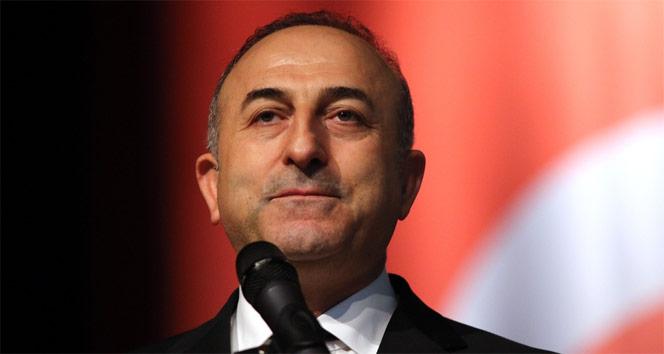 Dışişleri Bakanı Çavuşoğlu, Ata Beyit Anıtı'nı ziyaret etti
