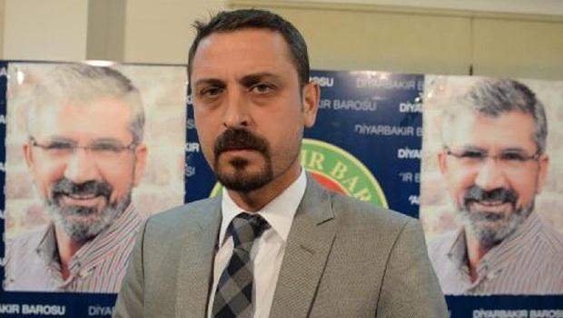 Diyarbakır Barosu'nun yeni başkanı Ahmet Özmen oldu
