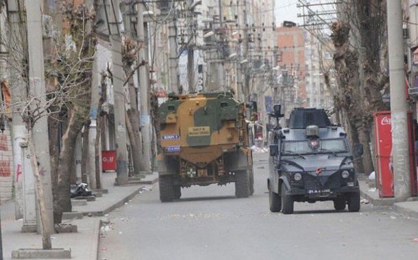 Diyarbakır'da 21 mahallede sokağa çıkma yasağı