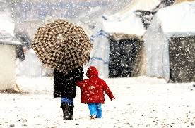 Doğu Anadolu'ya Kar Geliyor