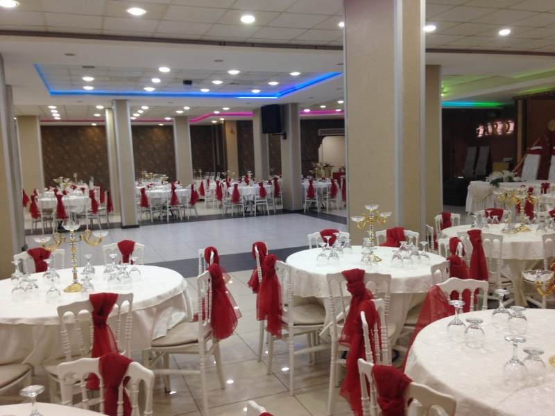 Düğün Salonu Seçimlerinizde Tüm Kriterlere Uygun Bir Yer!
