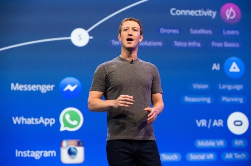 Dünyanın En Büyük 3. Ülkesi, Facebook