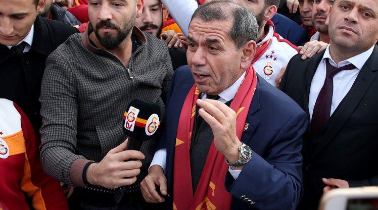 Dursun Özbek'ten derbi yorumu