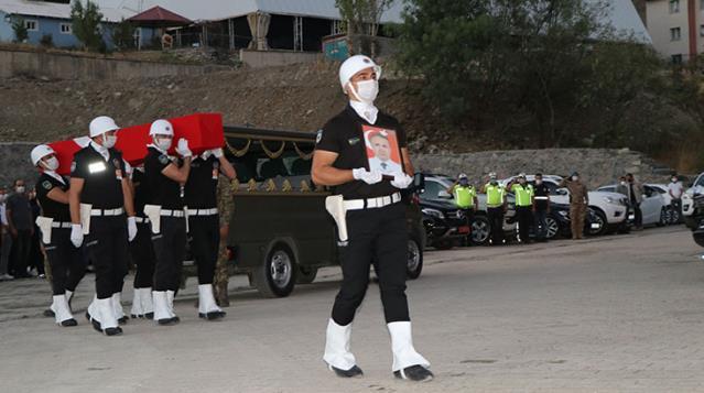 Emniyet Müdür Yardımcısı Hasan Cevher'i şehit eden polis memuru tutuklandı