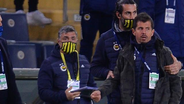 Emre Belözoğlu, Kasımpaşa Personeliyle Tartıştı