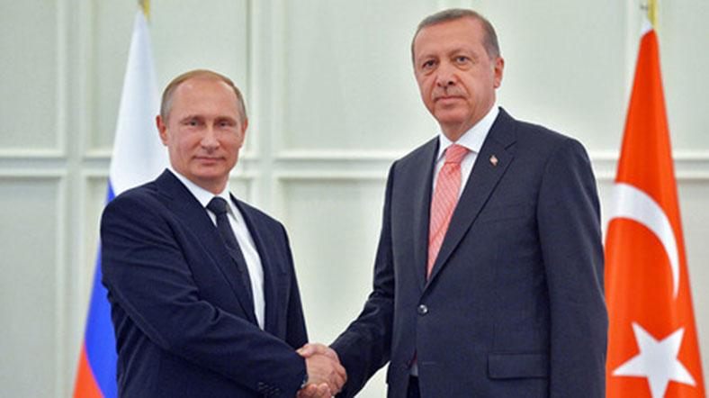 Erdoğan ve Putin'den beklenmedik görüşme..!