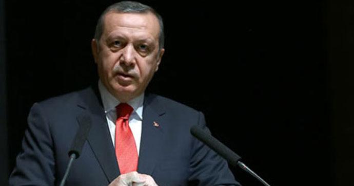 Cumhurbaşkanı Erdoğan: 'PKK'da bile bu kadar in görmedik'