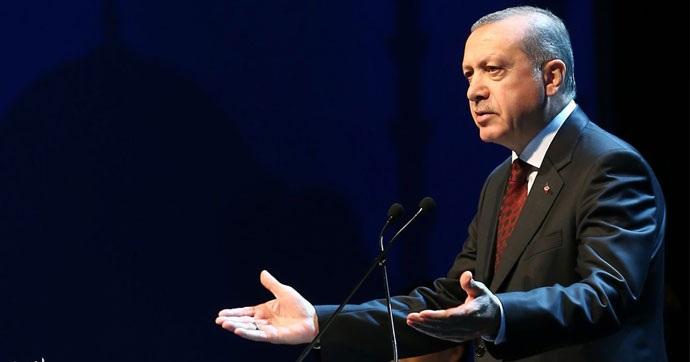 Erdoğan: FETÖ operasyonlarında at izi it izine karıştı