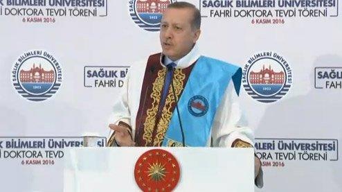 Erdoğan'dan HDP'ye: 'Terörist gibi davranırsanız, terörist muamelesi görürsünüz'