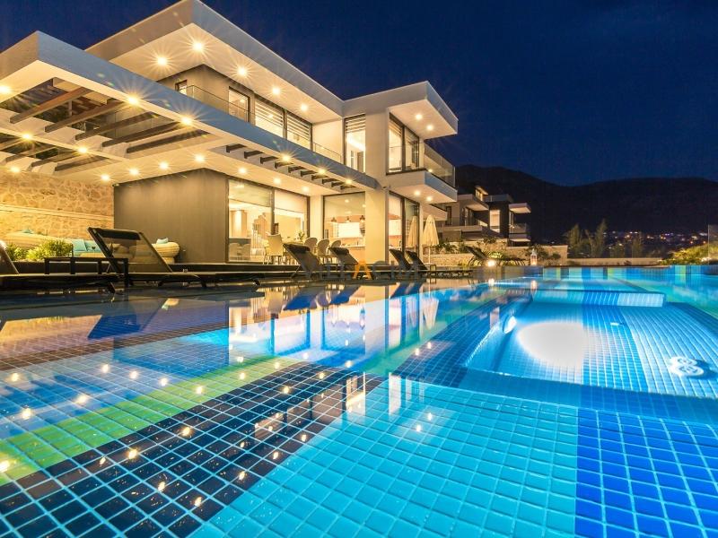 Ev Konforunda Tatil İçin Villa Kiralayın