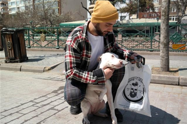 Evcil Hayvanına Mikroçip Taktırmayanlar 10 Bin Lira Ceza Ödeyecek