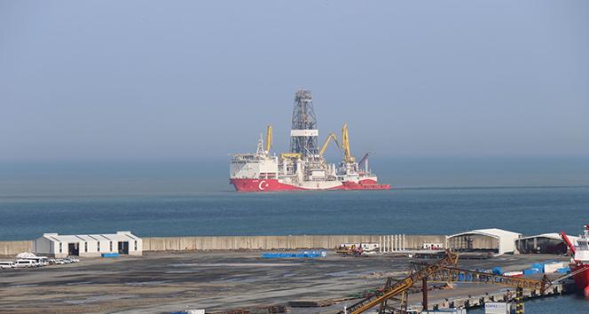 Fatih Sondaj Gemisi yeni keşifler için Amasra-1'e ilerliyor