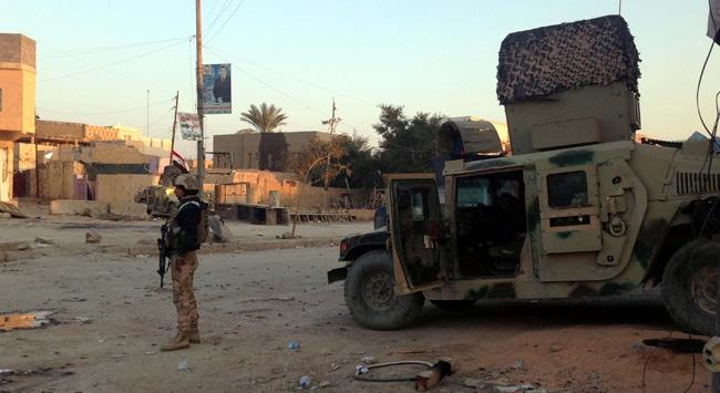Irak'ın Kerkük kentinde çatışma başladı