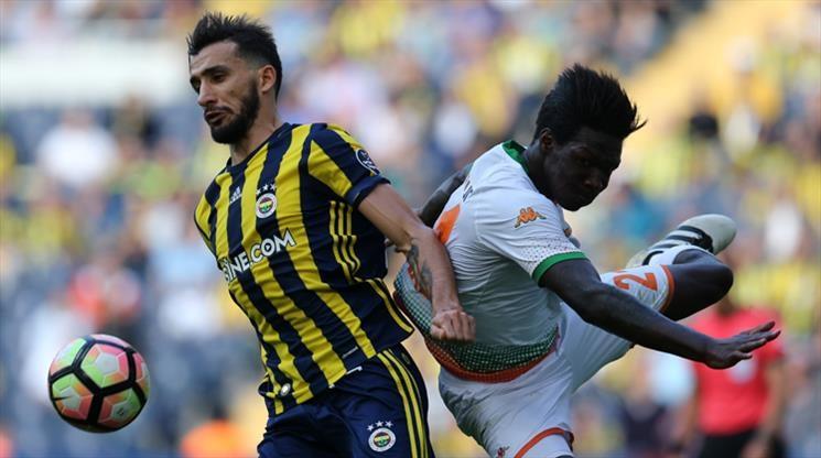 Fenerbahçe 1 – 1 Alanyaspor