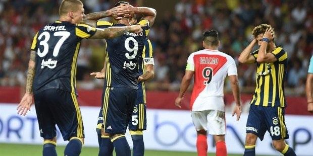 Fenerbahçe, Monaco karşısında direnemedi