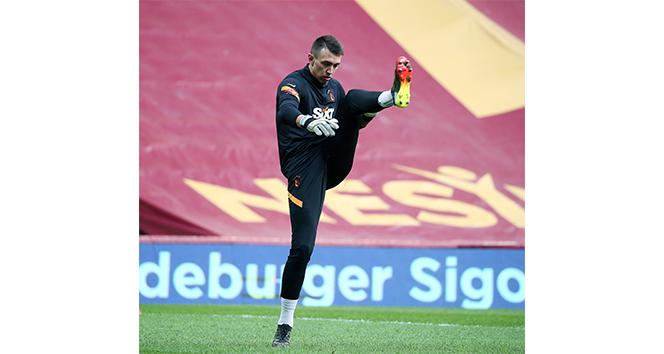 Fernando Muslera, Galatasaray ile ligde 300. maçına çıktı