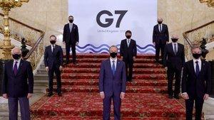 G7 zirvesinde korona krizi! 2 Hintli...