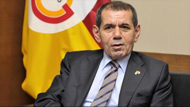 Galatasaray başkanı Dursun Özbek'ten 22 Ekim vurgusu