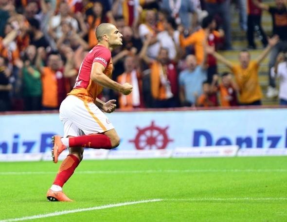 Galatasaray-Çaykur Rizespor maçının galibi Eren Derdiyok!
