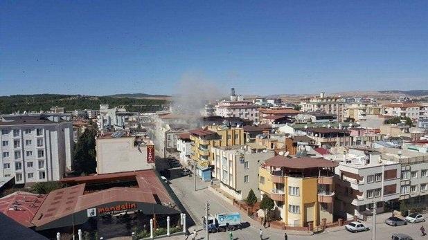 Gaziantep'te patlama! 3 polis şehit 8 yaralı kimlikleri açıklandı