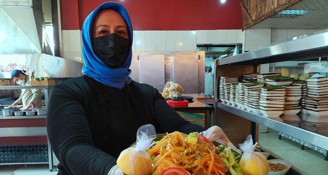 Gelin geldiği Şanlıurfa'da iş kadını oldu