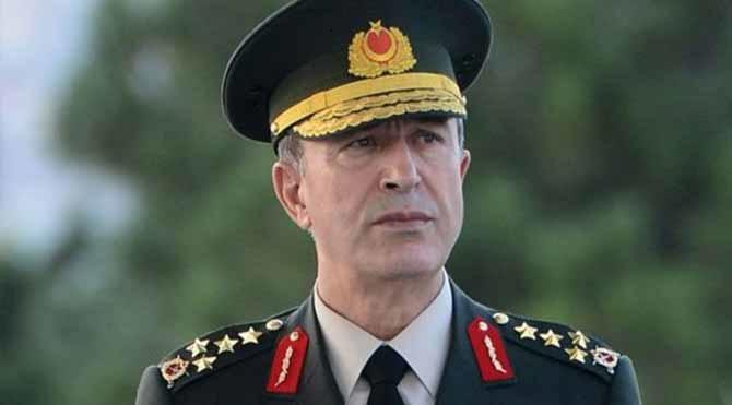 Genelkurmay Başkanı'ndan askerlere şaşırtan talimat