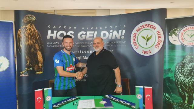 Gökhan Gönül, Çaykur Rizespor'la anlaşma sağladı