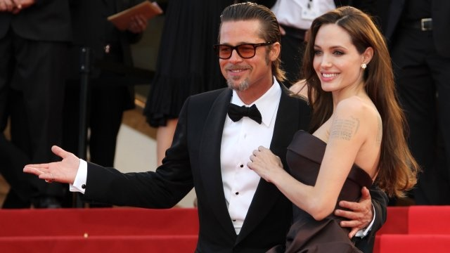 Gözde çift  Angelina Jolie ile Brad Pitt boşanıyor!