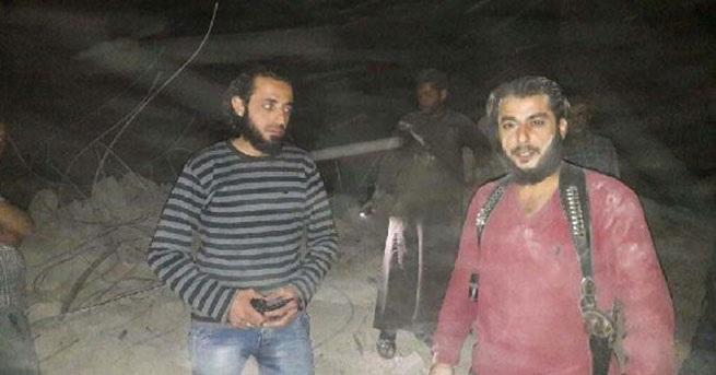 Halep'te Türk derneğine bombalı saldırı!
