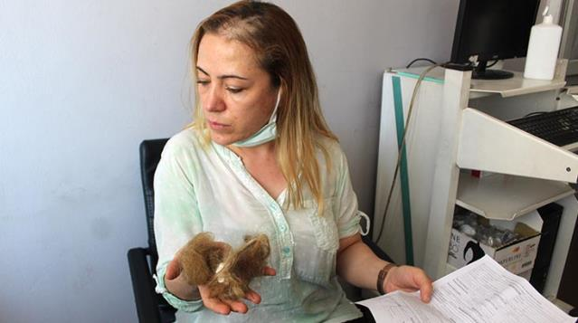 Hasta kadın, hastaneyi birbirine kattı! Görevli hemşireye önce küfür etti, sonra saçlarını yoldu