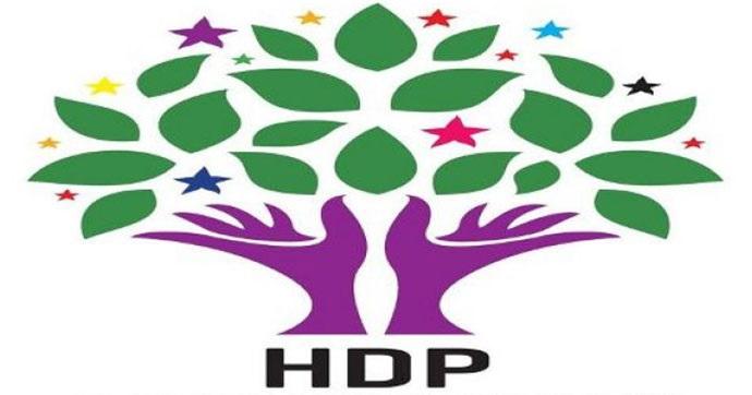 HDP'den Şemdinli açıklaması : 'Her türlü şiddete karşıyız'