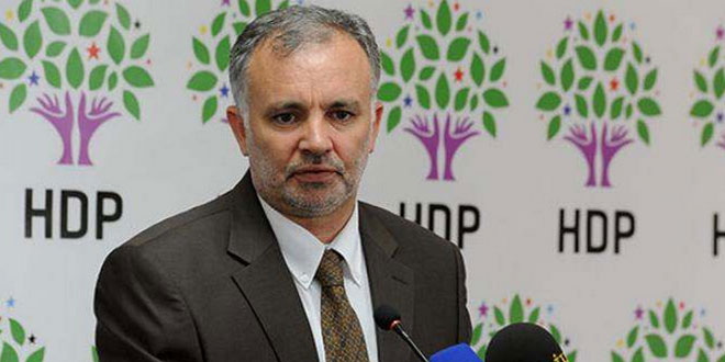 HDP'li Ayhan Bilgen'in 25 yıl hapsi istendi