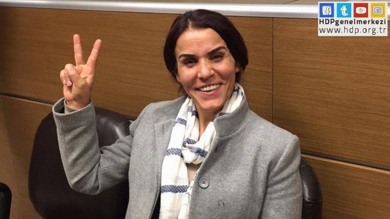 HDP'li Besime Konca tutuklandı!